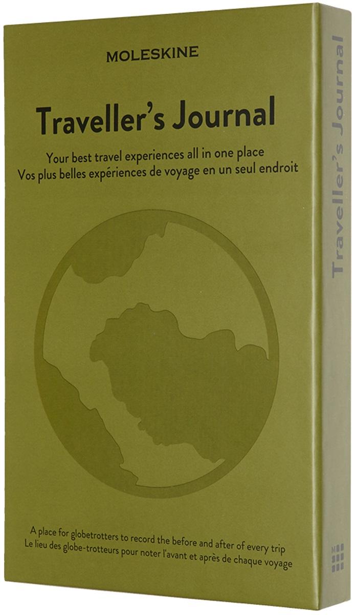 Moleskine Passion Traveller's Journal.