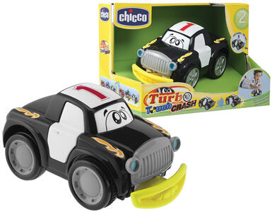 Turbo Touch Crash Round Truck Chicco