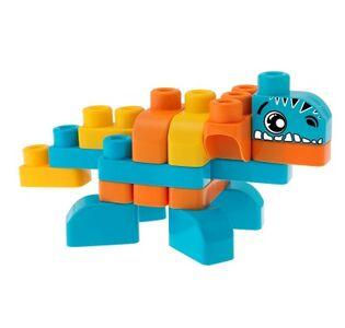 Giocattolo Costruzioni 30 pezzi Dinosauro Chicco 1
