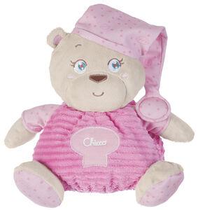 Giocattolo Peluche Orsetta Rosa Soft Cuddles Chicco Chicco
