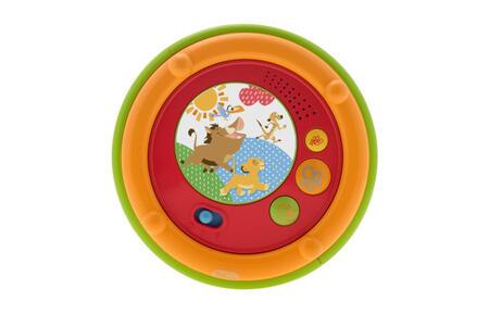 Tamburello Forme/Colori Disney - 3