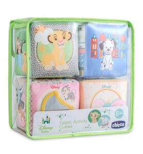 Giocattolo Cubetti Disney Baby Chicco 0