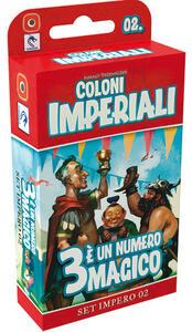 Coloni Imperiali. Set Impero 2. 3 è un Numero Magico