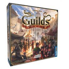 Guilds. Gioco da tavolo