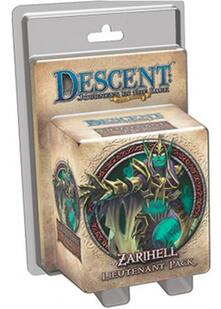 Descent. Pack Luogotenente Zarihell