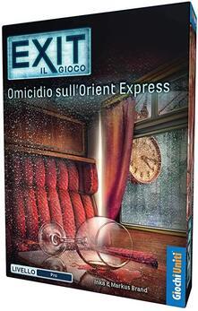 Exit - Omicidio Sull'orient Express