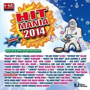 Hit Mania 2014 - CD Audio