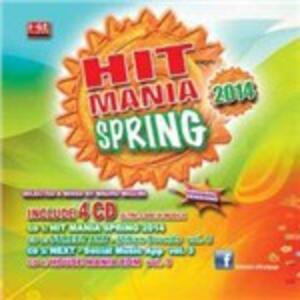 Hit Mania Spring 2014 - CD Audio