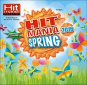 Hit Mania Spring 2016 - CD Audio
