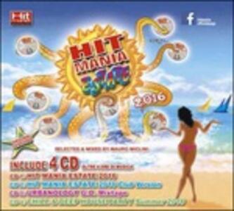 CD Hit Mania Estate 2016 (+ Rivista)
