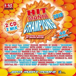 Hit Mania Champions 2018 - CD Audio