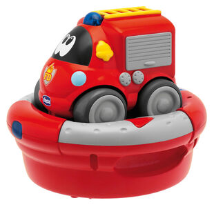 Giocattolo Charge & Drive Pompieri Chicco Chicco