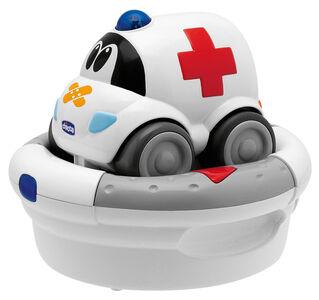 Giocattolo Charge & Drive Ambulanza Chicco Chicco