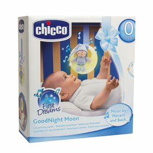 Giocattolo First Dream pannello Goodnight Moon Chicco Chicco 0