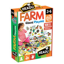 Farm Giant Playset