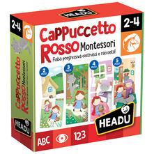 Fiabe Progressive Montessori Cappuccetto Rosso