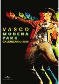 Cartoleria Calendario 2018 Vasco Rossi My Time