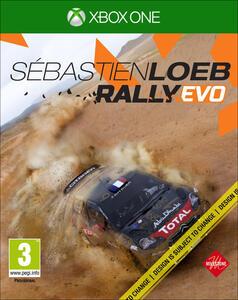 Sèbastien Loeb Rally Evo - 2