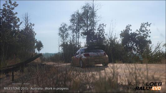 Sèbastien Loeb Rally Evo - 7