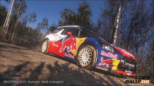 Sèbastien Loeb Rally Evo - 9