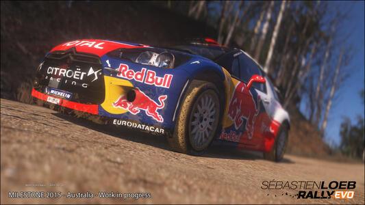 Sèbastien Loeb Rally Evo - 11
