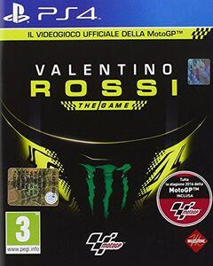Videogioco Valentino Rossi: The Game PlayStation4