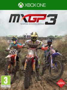MXGP3 - The Official Motocross Videogame - XONE - 2