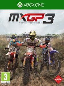 Videogioco MXGP 3: The Official Motocross Videogame - XONE Xbox One