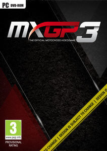 Videogioco MXGP 3: The Official Motocross Videogame - PC Personal Computer
