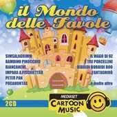 CD Il mondo delle favole