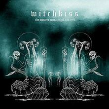 Austere Curtains of Oureyes (Coloured Vinyl) - Vinile LP di Witchkiss