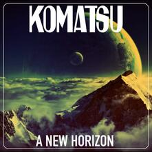 A New Horizon - Vinile LP di Komatsu