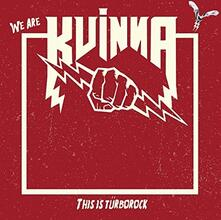 This Is Turborock - Vinile LP di KVINNA