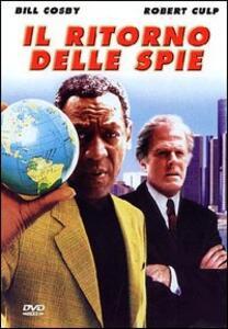 Il ritorno delle spie di Jerry London - DVD