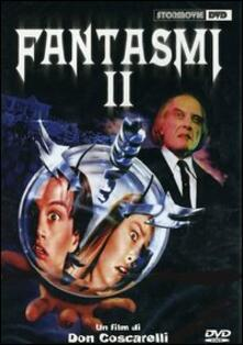 Fantasmi 2. Phantasm II (DVD) di Don Coscarelli - DVD