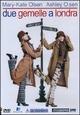Cover Dvd DVD Due gemelle a Londra