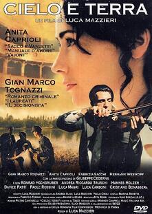 Cielo e terra di Luca Mazzieri - DVD