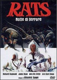 Locandina Rats - Notte di terrore