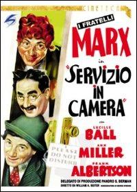 Cover Dvd Servizio in camera
