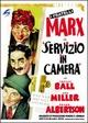 Cover Dvd DVD Servizio in camera