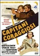 Cover Dvd DVD Capitani coraggiosi