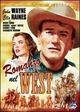 Cover Dvd Romanzo nel west
