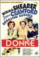 Cover Dvd Donne