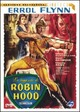 Cover Dvd La leggenda di Robin Hood