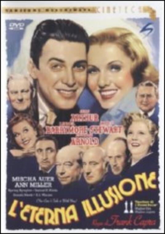 L' eterna illusione di Frank Capra - DVD