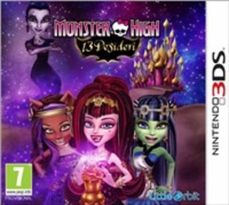 Videogioco Monster High: 13 desideri Nintendo 3DS 0