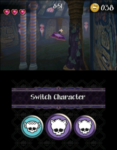 Videogioco Monster High: 13 desideri Nintendo 3DS 2