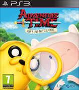 Videogiochi PlayStation3 Adventure Time: Finn e Jake detective