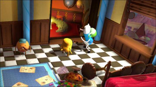 Adventure Time: Finn e Jake detective - 7