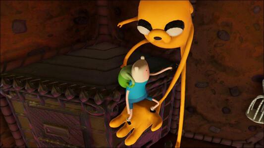 Adventure Time: Finn e Jake detective - 9